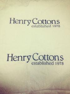 maglioni Henry Cotton's