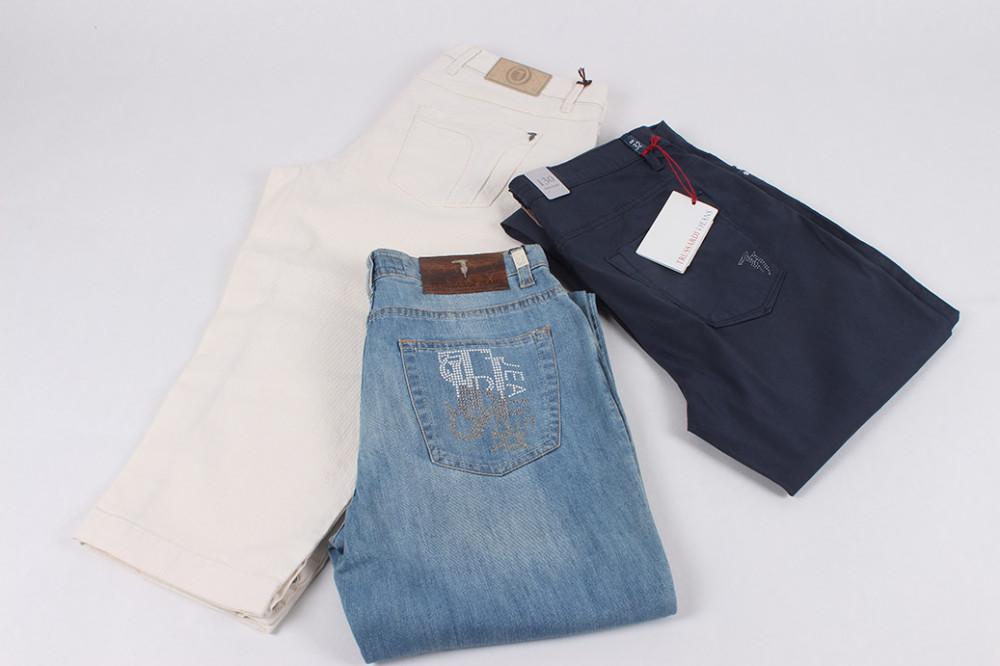 Liquidazione T5 721 14 Pantaloni e Jeans grande firma per Lei f6b256cfb980