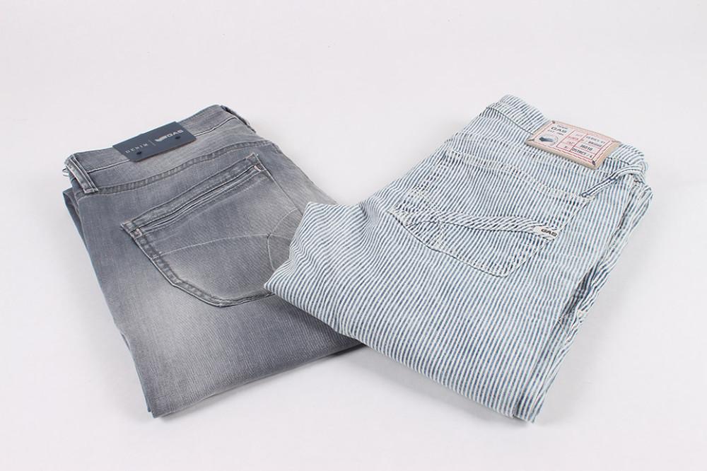 Liquidazione T5 721 14   Pantaloni Jeans Bermuda per Uomo e Teen-ager 62ca19fa5856