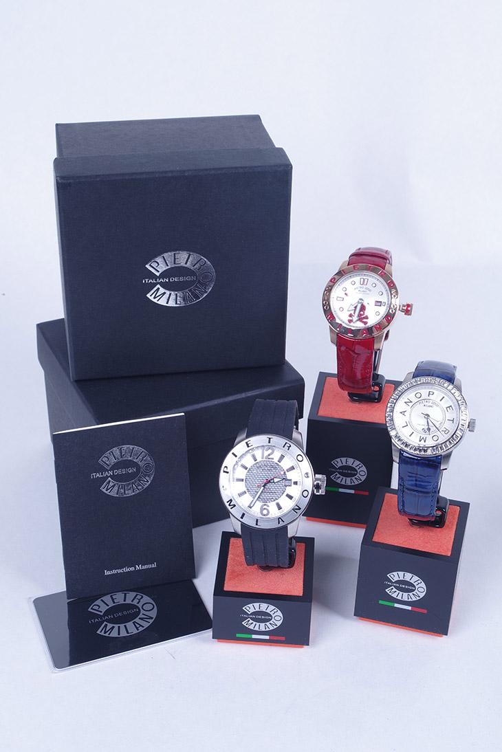 Vendita speciale m s acc 33 15 orologi da polso for Pietro milano orologi