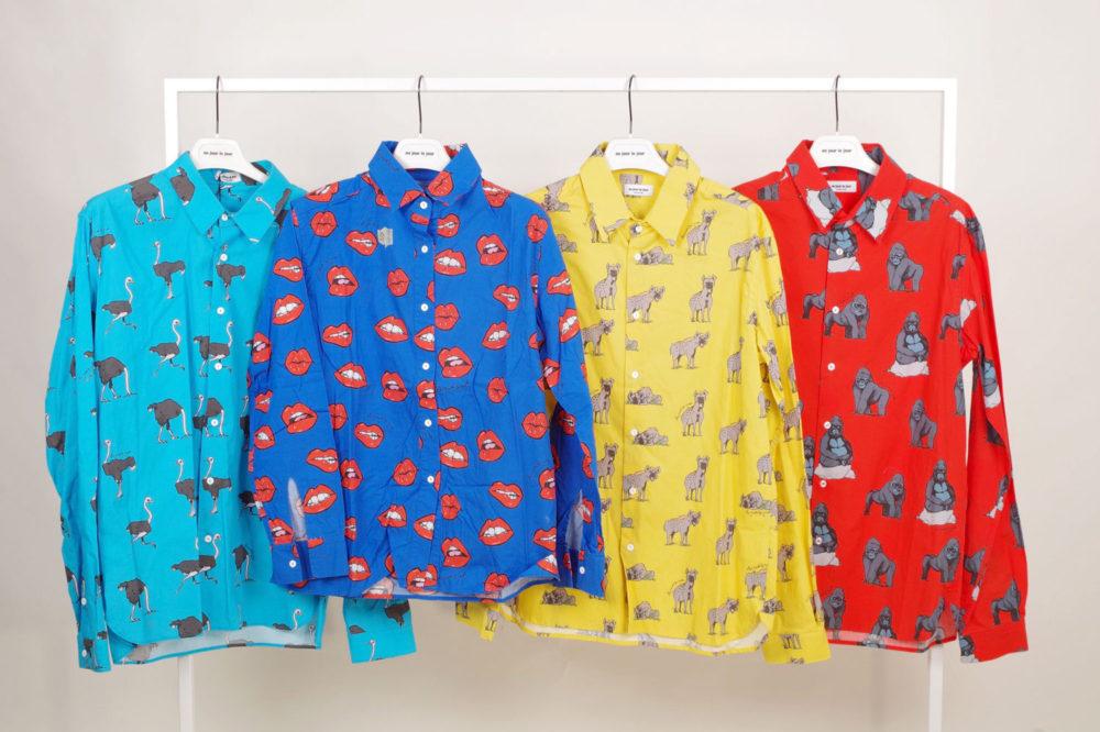 Fallimento Four Fashion Lab 511 16 Camicie Fashion pour Famme et Garçon 67c60b206606